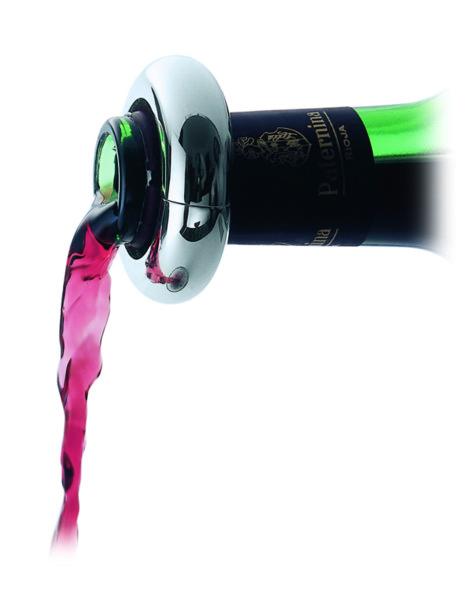 PHILIPPI Магнитен пръстен за вино LUCA